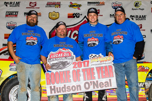 October 20-21, 2017 – Lucas Oil Late Model Dirt Series