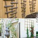 Best Ideas DIY and Crafts Inspiration : Build a Chic and Easy DIY Garden Trellis • Lots of really beautiful and chic g...