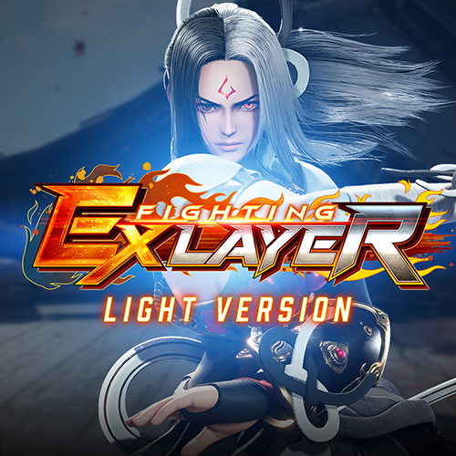 FIGHTING EX LAYER (Light Version)