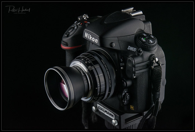 Nikon D800 with Proteus 80mm Neptune Art Lens System
