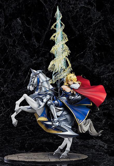 聖槍、抜錨!《Fate/Grand Order》「Lancer/阿爾托莉亞・潘德拉岡」威嚴英姿登場!ランサー/アルトリア・ペンドラゴン