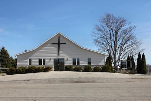 Washington Reformation United Church of Christ - rural Monticello, WI