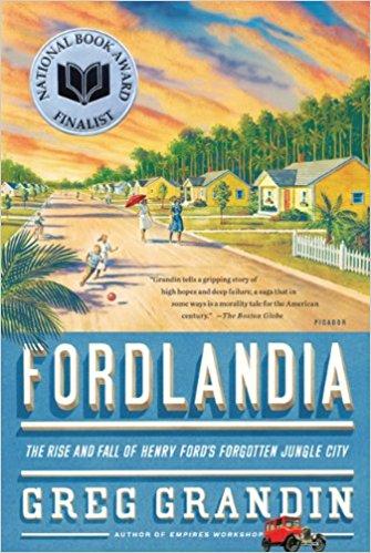 Fordlandia, o livro