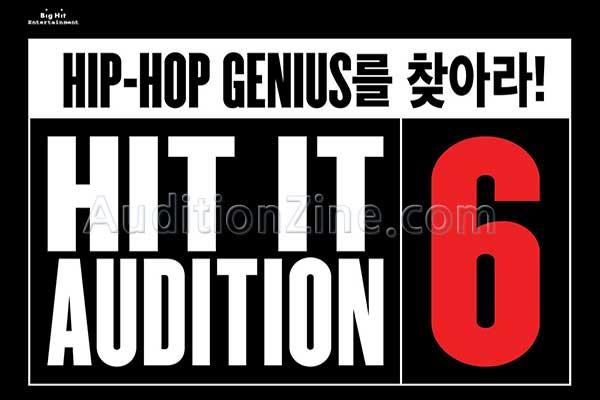 (마) 빅히트 엔터테인먼트 – HIT IT AUDITION 6