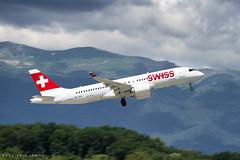 HB-JCK - Swiss CS300 | GVA