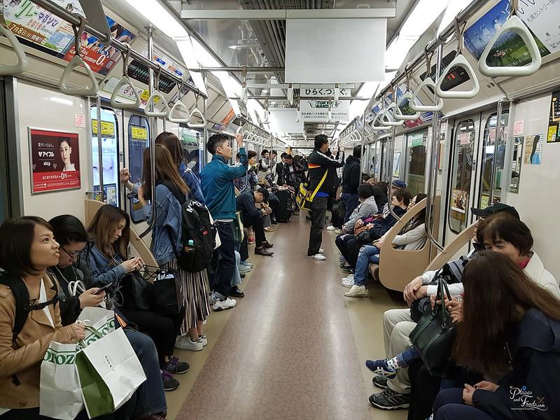 hokkaido sapporo train
