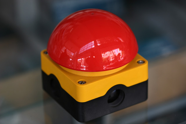 This is the real red button