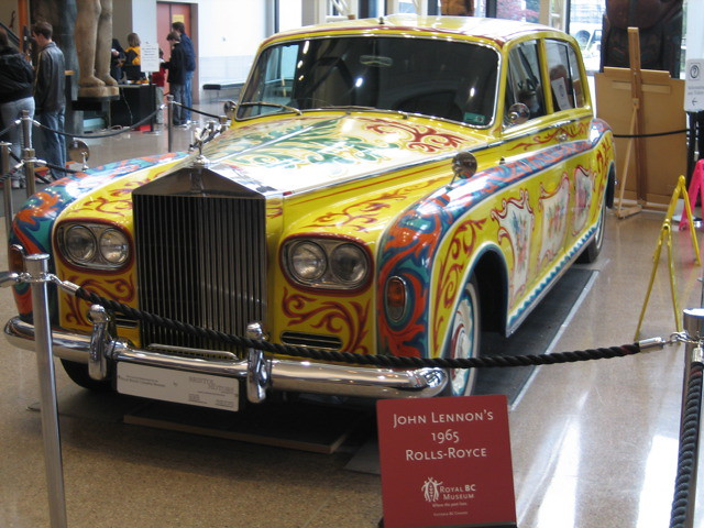 John Lennon S Rolls Royce Flickr Photo Sharing