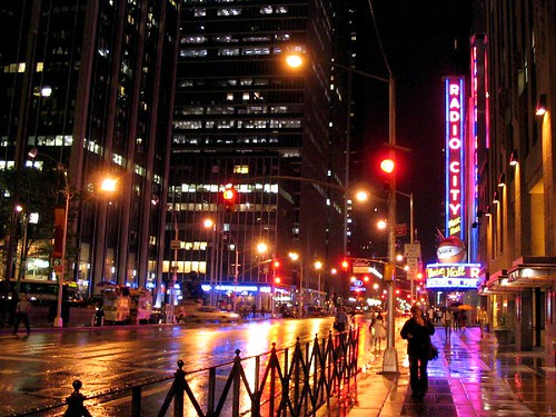 Enjoy the shining New York by Night - Things to do in New York City