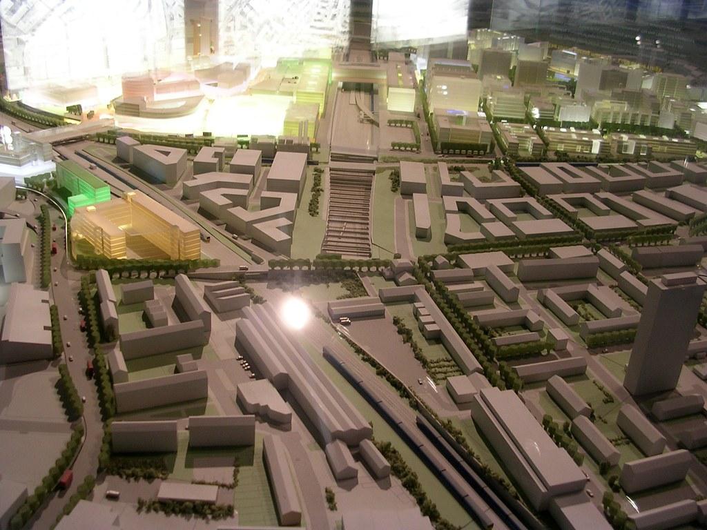 Stratford City model