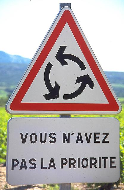 Traffic Sign France