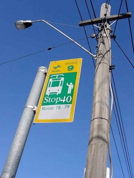 Tram stop (day)