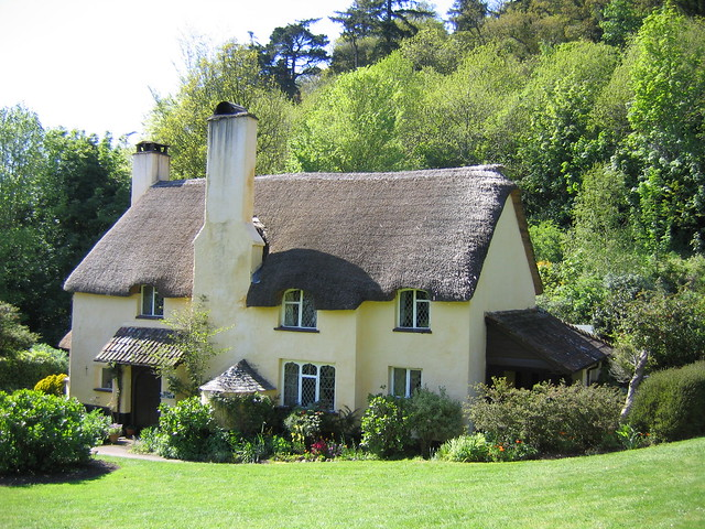 Thatched cottage flickr photo sharing - The thatched cottage ...