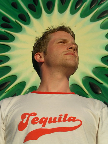 Trevor, the Tequila Superhero