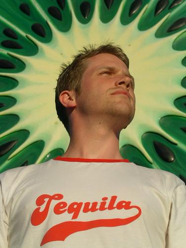 Trevor, the Tequila Superhero