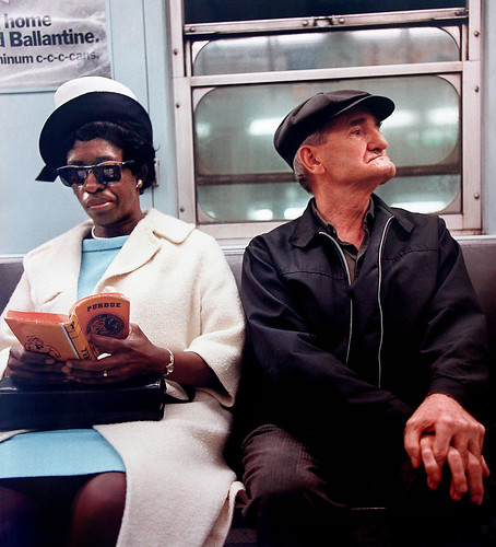 NYC Subway, 1970