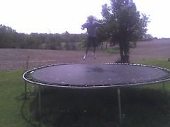 sport venue(0.0), net(0.0), trampolining--equipment and supplies(1.0), trampoline(1.0), trampolining(1.0),