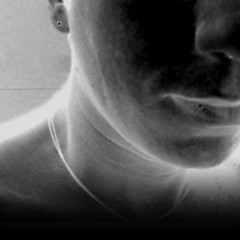 nose, muscle, monochrome photography, ear, close-up, mouth, monochrome, jaw, black-and-white, black, organ,