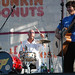 Kim Deal And David Lovering At Newport Folk Fest.