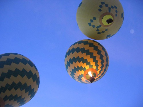 Hot Air Balloon surprise in Sedona, AZ