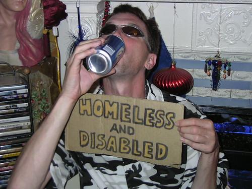障害者 ホームレス