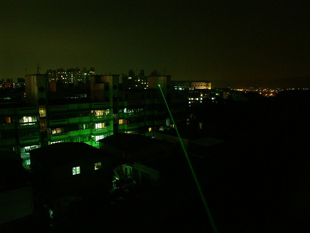 10mW Green Laser Pointer (1)