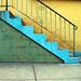 Bright Green(ish) Steps by Matt Niemi