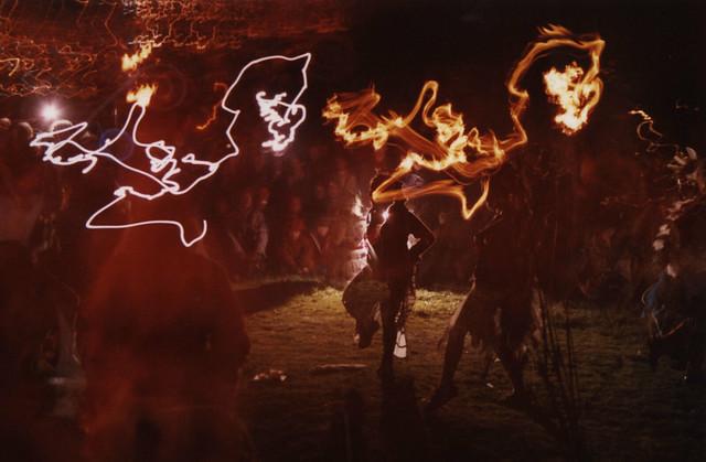 Beltane Firedance