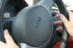 vehicle, steering wheel,