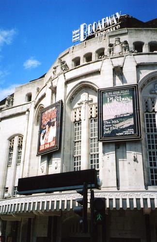 Catford Broadway theatre