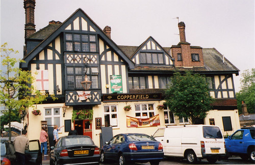 Catford Copperfield Pub