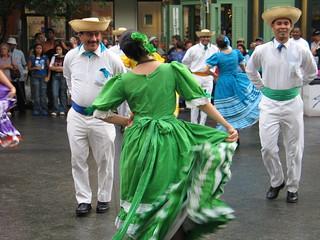 Danza Jíbara - Puerto Rico