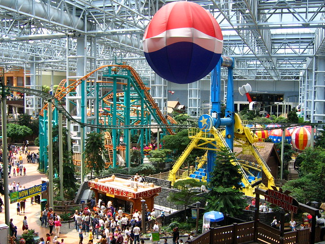 Mall of America by CC user uberculture on Flickr
