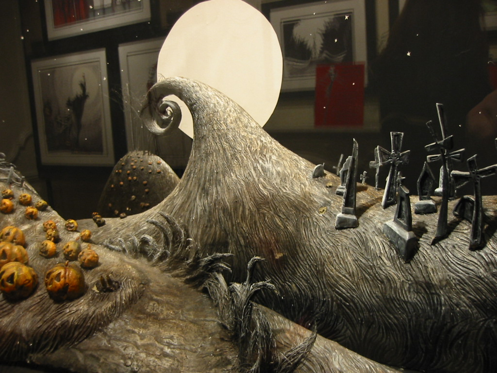 Nightmare Before Christmas set - a photo on Flickriver
