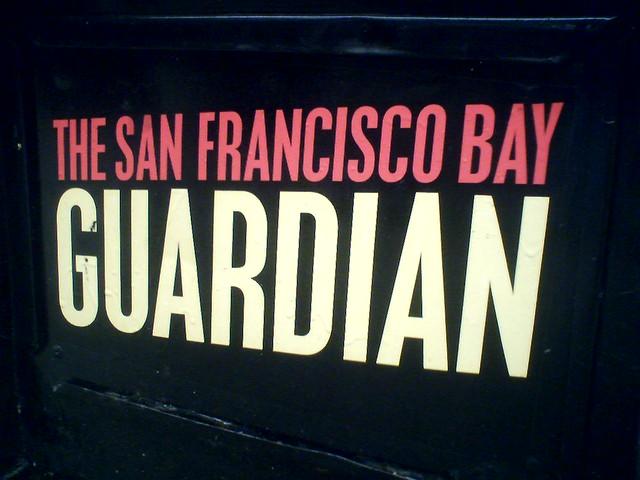 San francisco bay guardian personals