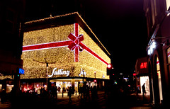 Salling all wrapped in