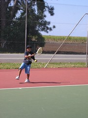 sport venue, tennis court, tennis, sports, player,