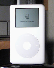 iPod Sad Face