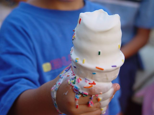 Soft Ice Cream !