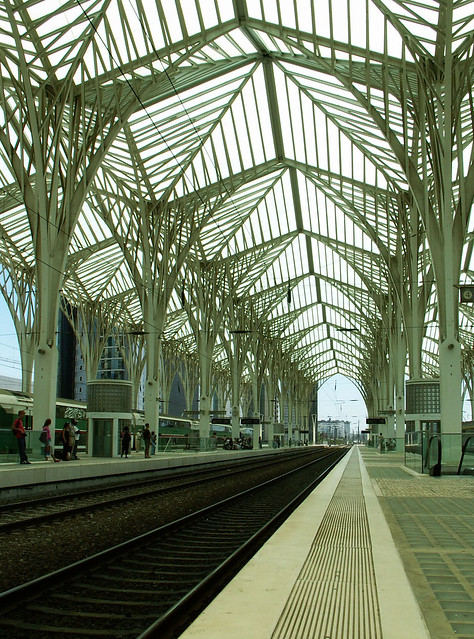 Lisboa - Train station