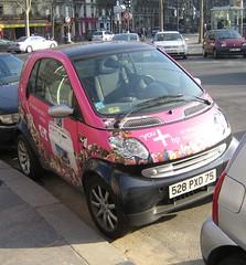 automobile, supermini, vehicle, subcompact car, city car, land vehicle, electric vehicle,