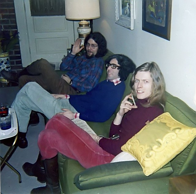 Me, My Brother and David Bowie, 1971
