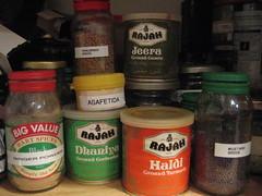 Spice Cupboard