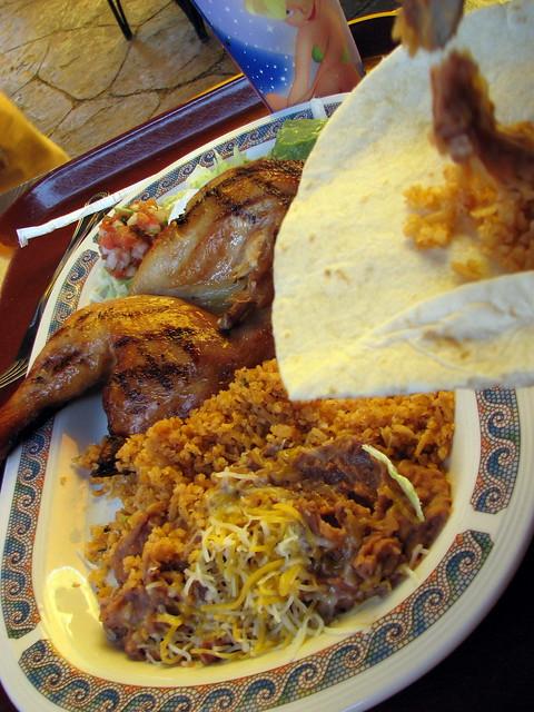 Mexican Food Disneyland Soutgh Parkp