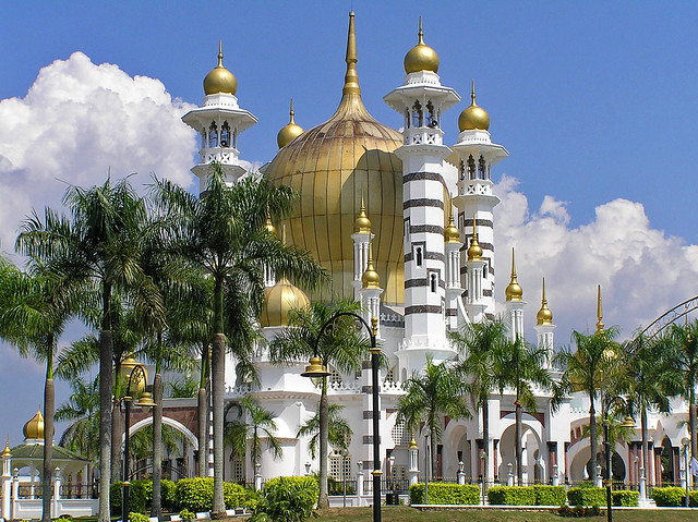 Masjid Ubudiah Mosque