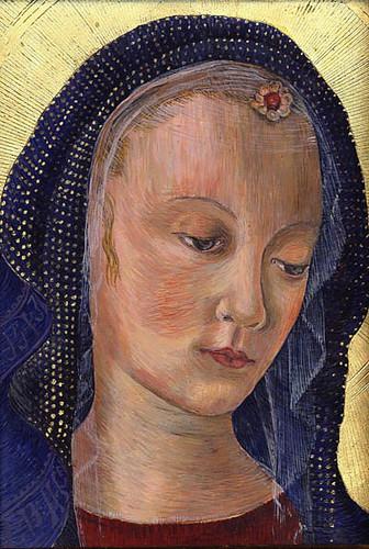 master of the castello nativity, madonna