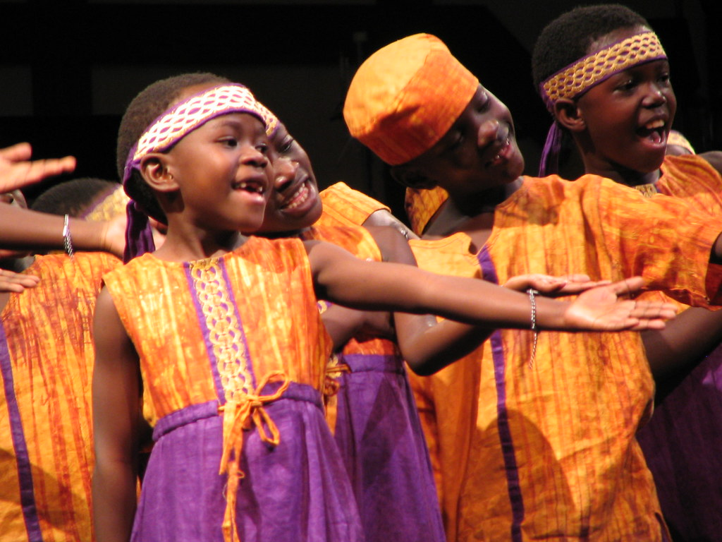 African Children's Choir 04