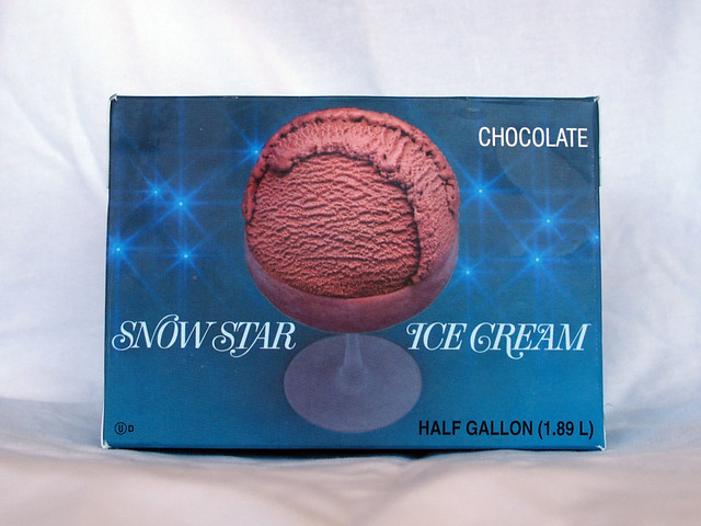 Safeway Chocolate Ice Cream Cake
