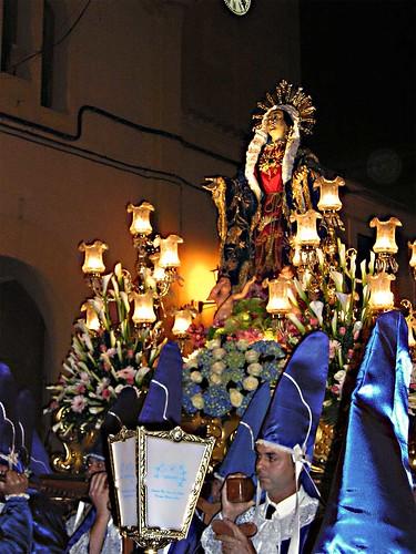 Imagen de la Virgen Maria (Dolorosa)