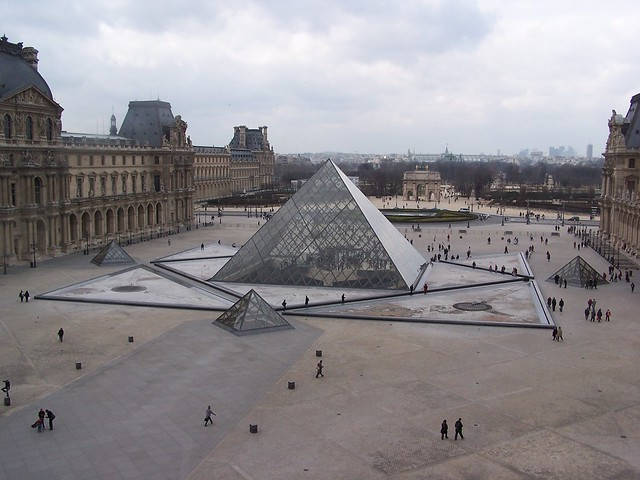 Louvre Museum (Paris, France) by Håkan Dahlström, on Flickr